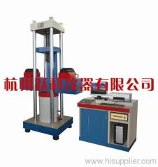 Rail Jointing Static Bending Testing Machine