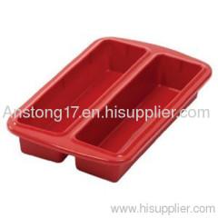 silicone cake pan