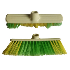 froth broom brush