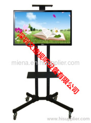 floor LCD mobile stands.lcd led trollyes.lcd stand