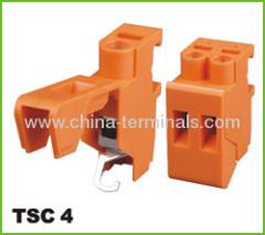 UL echada 7,50 mm transformador termianl bloque