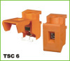 UL pitch 15.0mm transformer termianl block