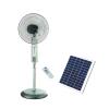 16 inch solar powered fan