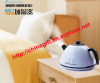 Protable LED Supersonic Anion Air Kettle Humidifier Ultrasonic Purifier Aroma Diffuser