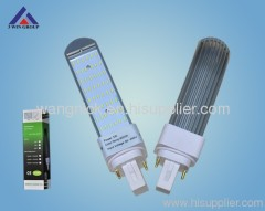 LED plug light; PL lamp; G24 light; LED CFL; ceiling light