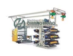 six colour paper flex printing presses