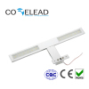 Aluminum 6w 500lm waterproof 300mm length bathroom mirror light IP44 CE ROHS