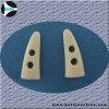 Imitation horn Resin Button