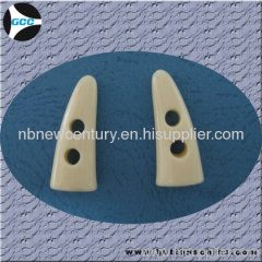Imitation horn Resin Button