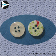 Paint Shirt Button