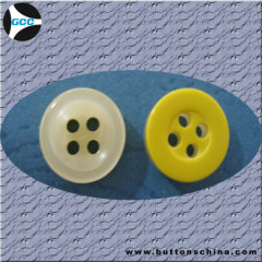 Yellow Shirt Button
