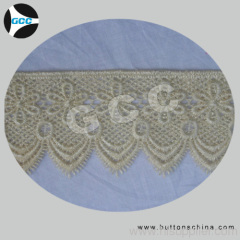 MANY COLOR CHEMICAL LACE