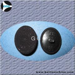 Plastic feet Cover Fabric Button