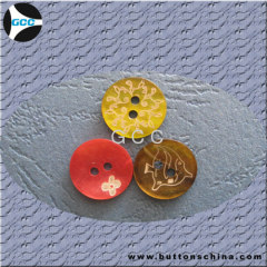 ENGRAVE SHELL COLOR BUTTON