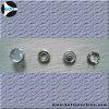 silver color Prong Snap metal button