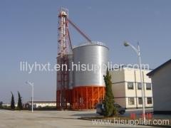 Grain steel silo