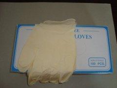 stretch vinyl gloves