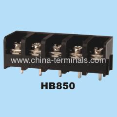 8.50mm barrier terminal block
