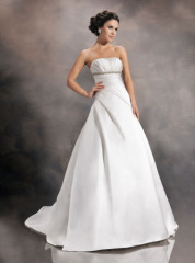 lastest beautiful wedding dresses 2013