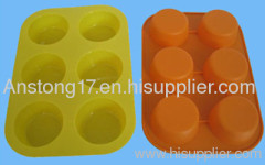 6 cup cake bakeware
