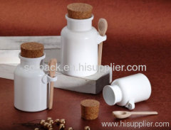 Bath Salt bottle cosmetic container