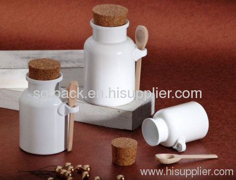 Bath Salt bottle cosmetic container
