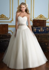 wedding dresses cheap white new