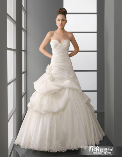 wedding gowns newest designs from china manufacturer george