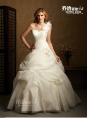 chiffon Best Classic Bridal Dress