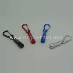 metal carabiner keychain