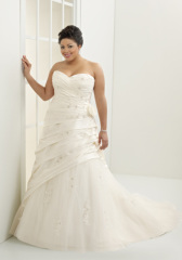 Best Plus Size Wedding dress
