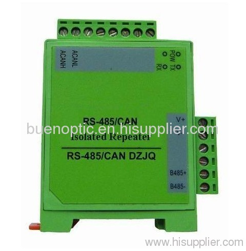 canopen how to set baud rate