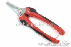 Superior ABS + TPR Plastic Handles Pruning Shears