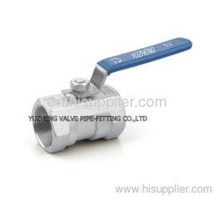 1pc ball valve