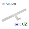 New design ALUMINUM 6W 400X108X36MM waterproof slim led bathroom light IP44 CE