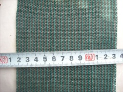 220g raschel knotless wind and dust proof nets