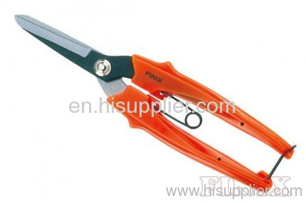 Quality Carbon Steel Blades Pruning Scissors