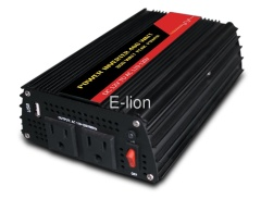 400W With USB power inverter