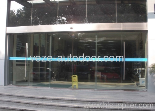Frameless Glass Sliding Doors For Government Building From China