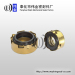 yellow automotive water pump seals