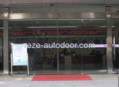 Automatic door operating system