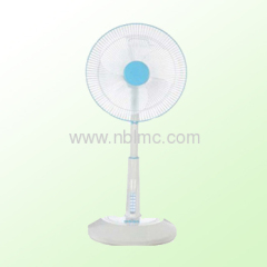 fan with batteries