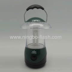 u-tube camping lantern