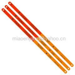 HSS Bi-metal hacksaw blade