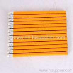 Yellow pole pencil