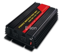 1000W USB power inverter dual sockets