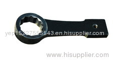 carbon steel striking box wrench hand tool