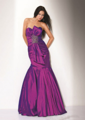 2013 royal taffeta evening gowns