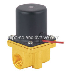 AV Series Direct Action Two-way Solenoid Valve