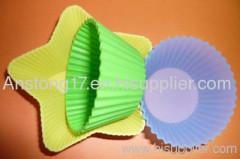 silicone mini muffin cupcake mould
